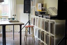 "The ""Once a DJ, Always a DJ"" Home Studio and Playlist"