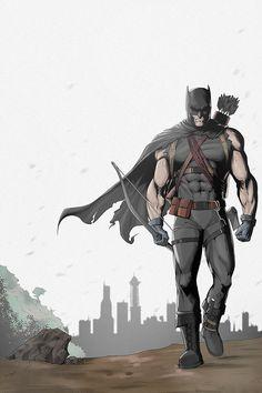 Long Live The Bat : Batman Zero year