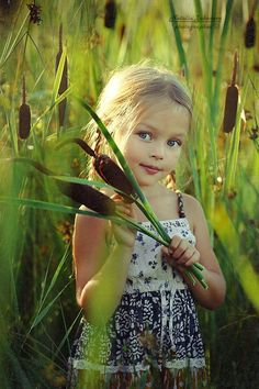 Country Girl - Cat tails