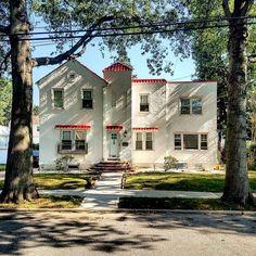 #Houses in #Bellerose_Manor, #Queens.