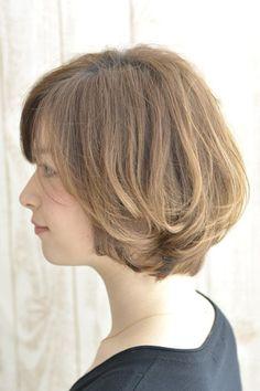Bob Hairstyles, Hair Cuts, Hair Beauty, Hair Styles, Fashion, Short Female Haircuts, Hair Coloring, Pretty Hair, Up Dos