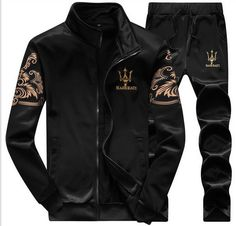 52aaa3b079a32d Maserati Royal Crown Fit (Sweatshirt+Joggers) from FaceGram