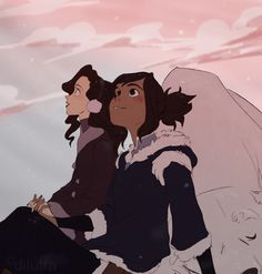OMGirls - dilutra:   KORRASAMI MONTH - day 28-30 hands     ...