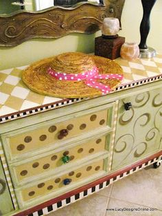 Lucy Designs: Hand Painted Decor and Decorative Painting