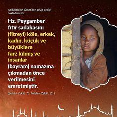 Bayram gelmeden!   #bayram #fitre #zekat #ramazan #fıtır #sadaka #köle #erkek #kadın #emir #farz #ilmisuffa