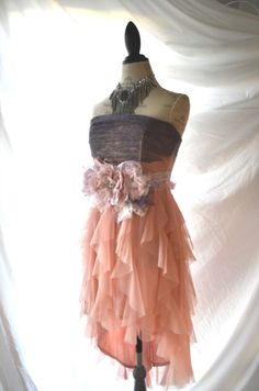 Tulle Party Dress by True Rebel Clothing Prom dress, party dresses  #promdress #partydresses #bohodresses