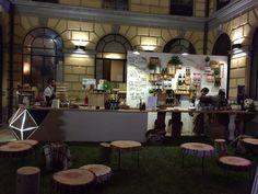 Fuori Salone pop up bar