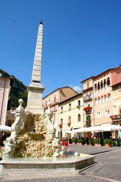 my country -Tagliacozzo- Italy-   the square