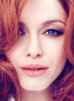 Christina Hendricks Stars in Flares May 2013 Cover Story by Max Abadian   Fashion Gone Rogue: The Latest in Editorials and Campaigns