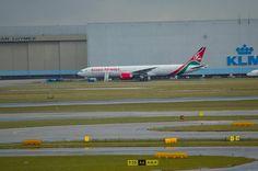 Kenya Airways Boeing 777