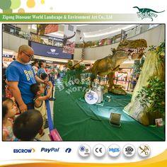 Craft Art Dinosaur Museum for T-rex Dinosaurs Toys Buyers
