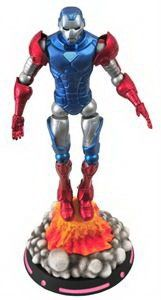 FIGURA CAPITAN AMERICA WHAT IF MARVEL SELECT 18 CM #http://www.pinterest.com/dvddeocasion/