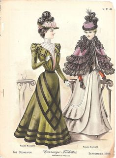 1890s fashion - Google Search
