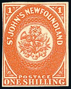 Stamps ©: Stamp of St. John's New Foundland (Newfoundland, Canada) Old Stamps, Vintage Stamps, Vintage Postcards, Newfoundland Canada, Newfoundland And Labrador, Timbre Canada, Going Postal, Mail Art, Stamp Collecting