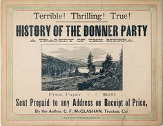 survivors of the donner party essay The survival of the donner party essay by ericabee, college, undergraduate, b+, april 2009 survivors of the donner party sierra nevada mountains.