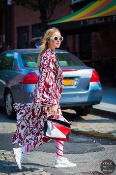 Pernille Teisbaek by STYLEDUMONDE Street Style Fashion Photography