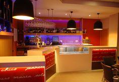 Stock coffee cafeterias modernas dise o de cafeter a y cafeter a - Diseno cafeterias modernas ...