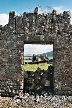Marble Halls, County Clare, Ireland.