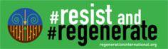 FREE #resist and #regenerate Sticker - http://freebiefresh.com/free-resist-and-regenerate-sticker/