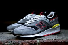 New Balance 997 – Made In U.S.A (Dark Grey)