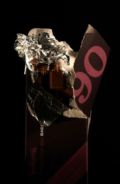 Chocolate packs! by Valentina Marchionni, via Behance