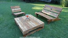 Pallet Furniture Ideas Amazing Wooden Pallet Ideas for Home Furniture Wooden Pallet Table, Pallet Dining Table, Diy Pallet Sofa, Diy Outdoor Table, Wooden Pallet Projects, Wooden Pallets, Pallet Ideas, Pallet Benches, Recycled Pallets