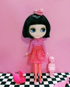 Blythe in Pink!!!