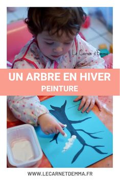 un-arbre-en-hiver-activite-manuelle/ - The world's most private search engine Creative Activities For Kids, Diy For Kids, Crafts For Kids, Kid N Play, Infant Activities, Babysitting, Kids Education, Childcare, School Supplies