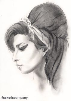 Amy Winehouse - Portrait