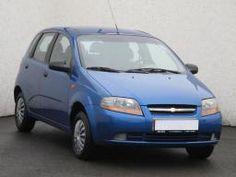 Chevrolet Kalos 2004 Hatchback modrá 7