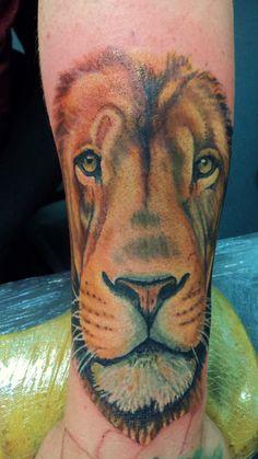 Gene Martin , New Plymouth ,New Zealand tattoo