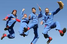Imagination Movers are among the kids acts to perform at SeaWorld Orlando's Just For Kids events.