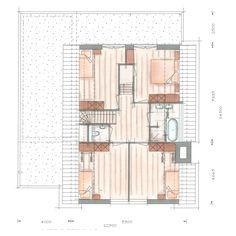 Een voorbeeld van een plattegrond van de begane grond van for Kostprijs huis bouwen zonder grond
