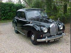 Austin A40 Somerset  (1954)