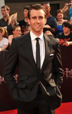 How is it that I found out Neville was hot in the last HP movie?!