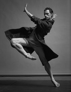 """Sergei Polunin is the subject of a new documentary called """"Dancer,"""" which debuts in theaters Sept. Polunin, who served as a principal dancer at the British Royal Ballet when he was only has had a tumultuous career, which the film highlights."""