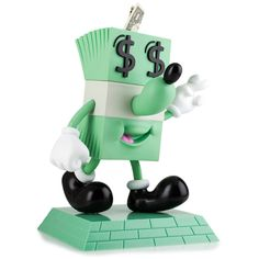 Lucky Dollar Money Bank PRE-ORDER SHIPS MARCH 2016 - <p><font color=red><b>This is a PRE-ORDER item (FINAL PRODUCT MAY VARY FROM THE ONE PICTURED) with a ship date of  MARCH 2016 (shipping schedule is subject to change*). You are paying in full for the item at time of checkout. If you would like to order other items please place a separate order. If in-stock items are ordered together with pre-order items, your entire order will be held until the pre-order item is ready to ship…