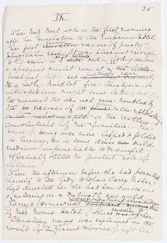 Ernest Hemingway's writing
