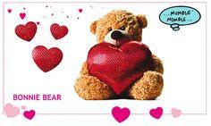 Hai già pensato a cosa regalare a #SanValentino? È tempo di Coccole!! A San Valentino regala un Orsetto di peluche. Un piccolo Teddy Bear innamorato da stringere e coccolare! Un #regalo ideale per gli innamorati !