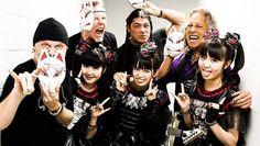 """"""" 'Metallica son como dioses para nosotras', dice entusiasmada Su-metal, siempre sonriente y lista para enfrentar un desafío. """"  Parte 1 de 3 del reportaje sobre el concierto de Metallica y BABYMETAL para la revista Metal Hammer ____________________ Finalmente sucedió. El fenómeno de metal más grande del siglo comparte un espectáculo con la banda de metal más grande de todos los tiempos. Pasen por aquí, mientras BABYMETAL se ve cara a cara con Metallica en Seúl Es miércoles 11 de enero. El…"""