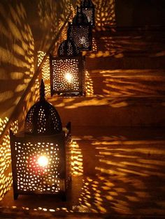 Arabian Nights LED Light Up Moroccan Glowing Lanterns Canvas Picture Art Et Design, Ramadan Lantern, Moroccan Decor, Moroccan Lanterns, Morrocan Interior, Balinese Interior, Moroccan Style, Arabian Nights, Candle Lanterns