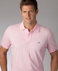 The Skipjack pique polo shirt for men is our best seller for a reason; Polo Classic, Mens Attire, Southern Tide, Pique Polo Shirt, Sports Shirts, A Good Man, Preppy, Casual Shirts, Polo Ralph Lauren