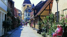Top 5 most-visited attractions      Odense Zoo     Egeskov Castle     Funen Village     Denmark's Railway Museum     Hans Christian An...