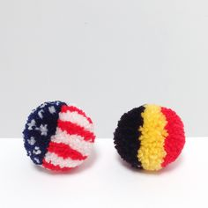 Pompom world cup! / Mr Printables on Instagram http://instagram.com/mrprintables