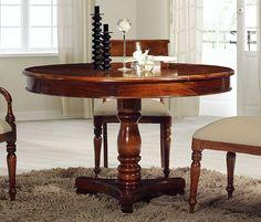MESA COMEDOR REDONDA (http://www.cosasdearquitectos.com/mobiliario-decoracion/mueble.asp?mueble=3341&Mesa_de_Comedor_redonda_Clasica_Murandi-Muebles_Clasicos)