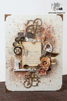 would be nice way to display a Bible verse... in a frame...