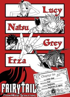 Read manga Fairy Tail 084 online in high quality