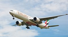 We flew in a Emirates 777-300 from Brisbane to Auckland in March 2012.