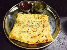 "Vegetarian Bread Omlet 😜😜😜 Hehe… Yes it is totally vegetarian…. Eggless Omlet Shudh bhasha may kahu toh ""Kuch nahi besan ka chilla hai"" 😁😁😁 Sath may ek garam chai ki pyali ☕… Indian Dishes, Chai, Vegetarian, Bread, Snacks, Ethnic Recipes, Food, Appetizers, Eten"