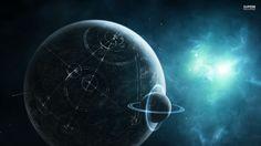 futuristic planets - Google Search